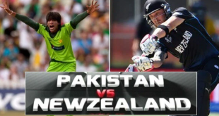 Pakistan Vs New Zealand 2nd ODI