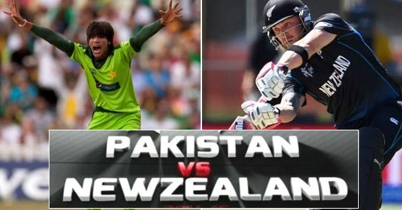 Pak vs NZ 2nd ODI 28th Jan 2016 Live Streaming