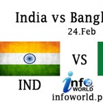 Asia Cup 2016 1st T20 India vs Bangladesh Score Card