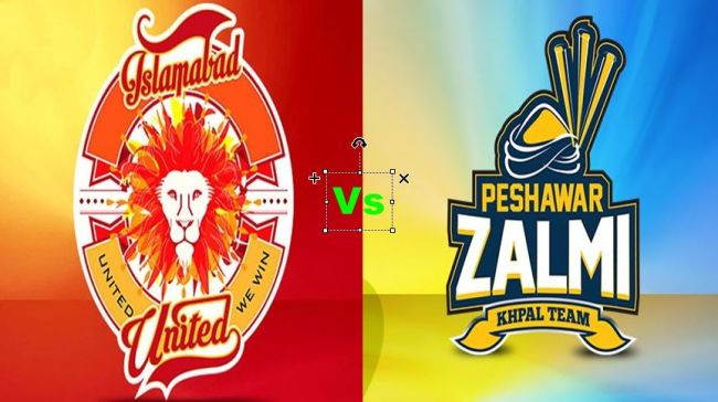 Islamabad United VS Peshawar Zalmi 12th Feb 2016