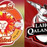 Live Streaming Islamabad United vs Lahore Qalandars