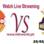 PSL Final Islamabad United vs Quetta Live Streaming