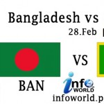 Asia Cup 2016 T20 Sri Lanka vs Bangladesh Prediction