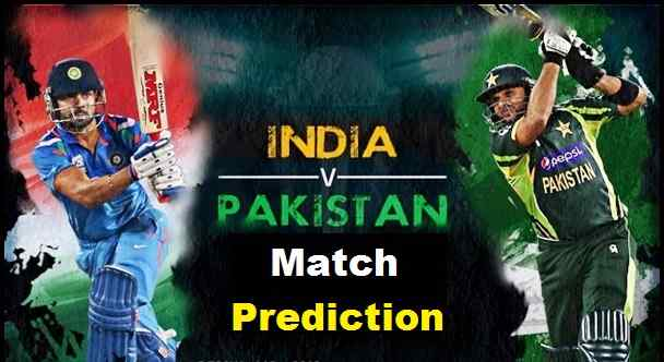India vs Pakistan Prediction