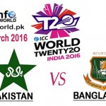 Pakistan vs Bangladesh World T20 Match Highlights