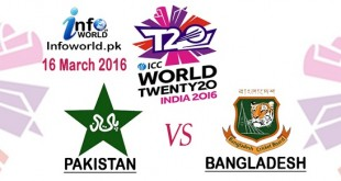 Pakistan vs Bangladesh WT20 Live Streaming