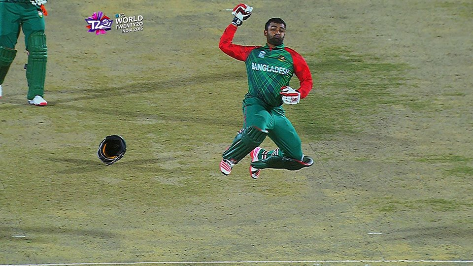 World T20 Tamim Iqbal 103 Runs 63 Ball Highlights