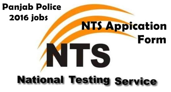 Download Punjab Police 2016 Jobs NTS Application Forms