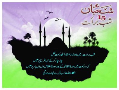 Shab e Barat HD Wallpaper Download