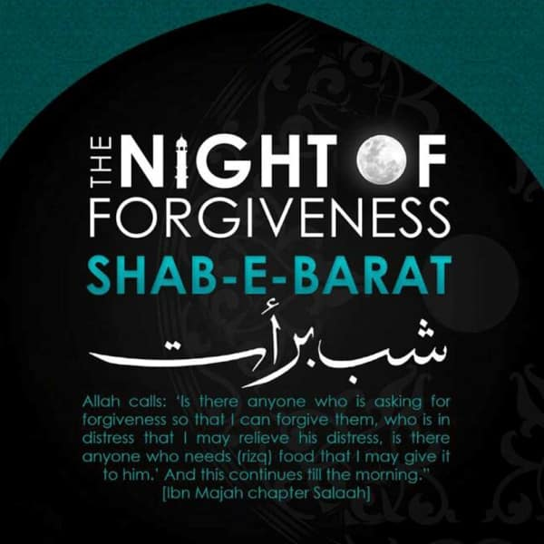 Shab-e-Barat Night of Forgiveness