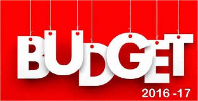 Pakistan Federal Budget Budgat 2016-17 Detail