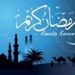 Ramadan Kareem Mubarak HD Wallpaper