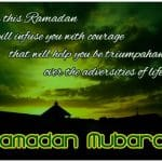 Ramzan ul Mubarak Wishing Wallpapers