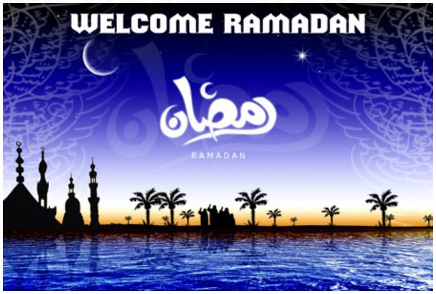 Welcome Ramadan HD Wallpaper
