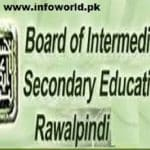 Bise Rawalpindi Board 9th Class 2016 Top Position Holder