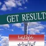 Bise Rawalpindi 12th Class Result 17th September 2016
