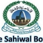Bise Sahiwal Board Inter Result Part-I (11th) Annual 2017