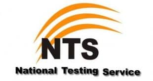 NTS Latest Results Online & Answer Key