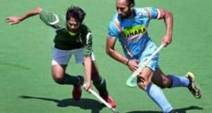 Pakistan Vs India Hockey Match 23 Oct 2016 Live