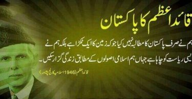 Best Quaid-e-Azam Day Quotes