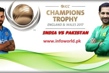 WCT 2017 Pakistan vs India Final Match Live Streaming