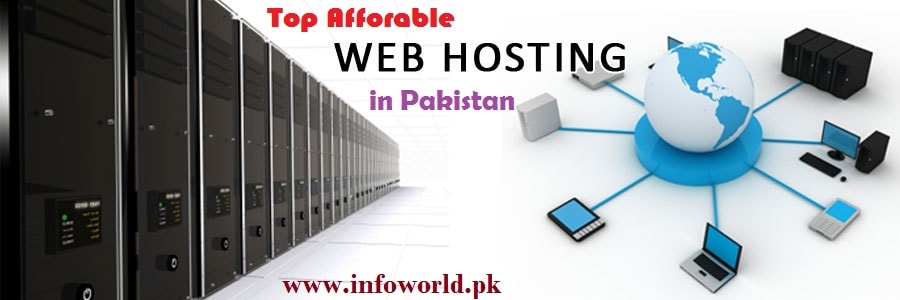 Best Affordable Top Web Hosting Companies in Pakistan