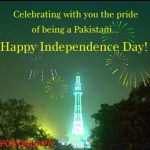 14 August Independence Day SMS For You
